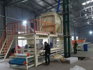 岩棉复合板设备生产线