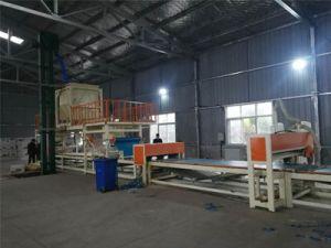 机制砂浆岩棉复合板设备