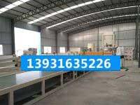 机制岩棉复合板生产线