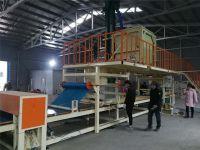 外墙岩棉复合板设备生产线
