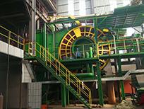 大型岩棉板条生产线
